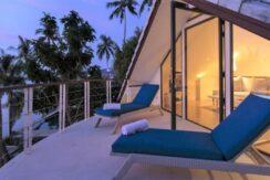 Villa bord de mer à vendre à Plai Laem Koh Samui 013