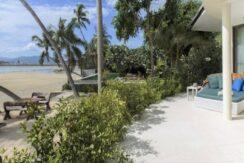 Villa bord de mer à vendre à Plai Laem Koh Samui 016