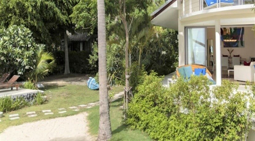 Villa bord de mer à vendre à Plai Laem Koh Samui 018