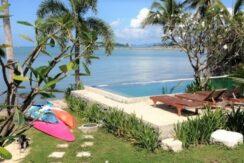 Villa bord de mer à vendre à Plai Laem Koh Samui 019