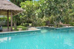 Villa bord de mer à vendre à Plai Laem Koh Samui 020