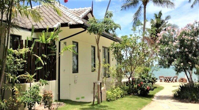 Villa bord de mer à vendre à Plai Laem Koh Samui 021