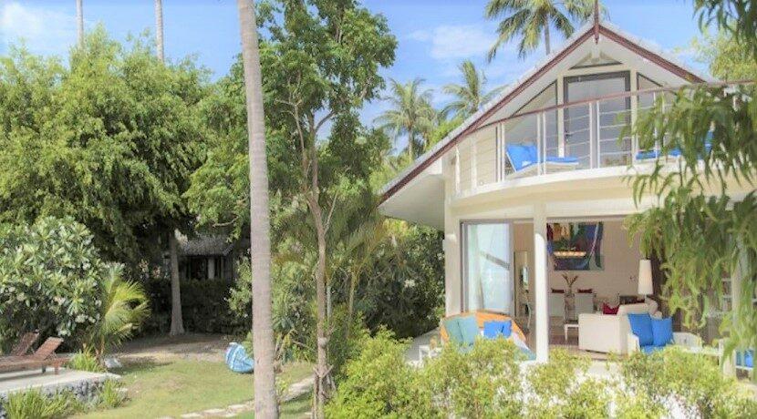 Villa bord de mer à vendre à Plai Laem Koh Samui 03