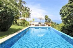Villa vue mer à Bophut Koh Samui à vendre 01