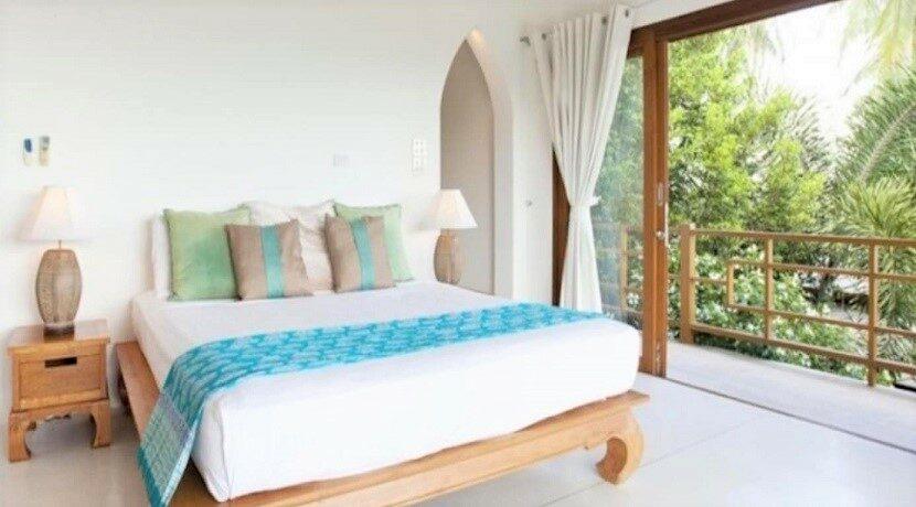 Villa vue mer à Bophut Koh Samui à vendre 010
