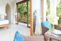 Villa vue mer à Bophut Koh Samui à vendre 011