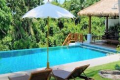 Villa vue mer à Bophut Koh Samui à vendre 025