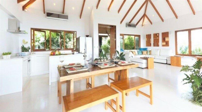 Villa vue mer à Bophut Koh Samui à vendre 03
