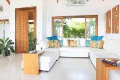 Villa vue mer à Bophut Koh Samui à vendre 04D