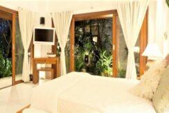 Villa vue mer à Bophut Koh Samui à vendre 08