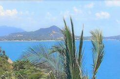 A vendre Terrain Coral Cove Beach - Koh Samui - vue mer
