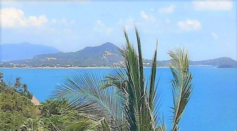A vendre Terrain Coral Cove Beach - Koh Samui 01