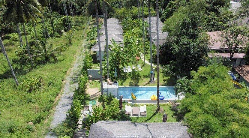 A vendre resort à Lamai Koh Samui 01