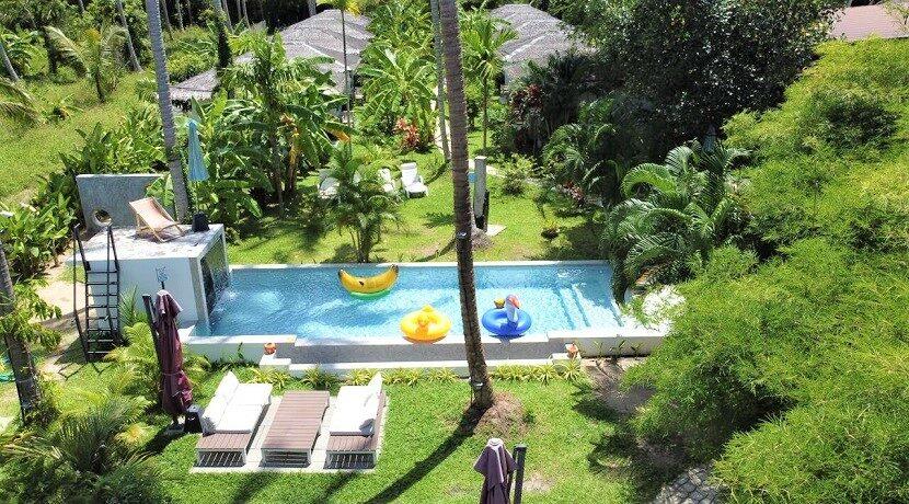 A vendre resort à Lamai Koh Samui 02
