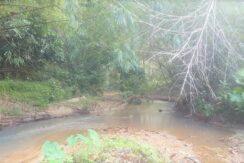 A vendre terrain avec rivière à Maenam Koh Samui 03