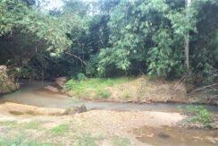 A vendre terrain avec rivière à Maenam Koh Samui 04
