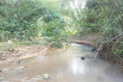 A vendre terrain avec rivière à Maenam Koh Samui 05