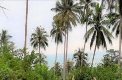 Terrain vue mer à Lamai Koh Samui à vendre