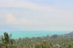 Vente terrain vue mer à Bang Por Koh Samui