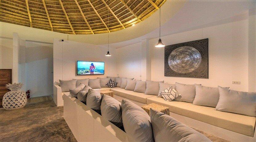 Villas modernes à Bophut Koh Samui 011