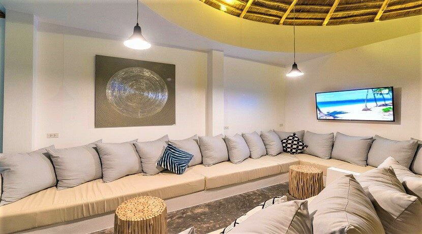 Villas modernes à Bophut Koh Samui 012