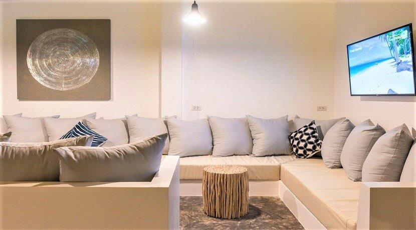 Villas modernes à Bophut Koh Samui 014