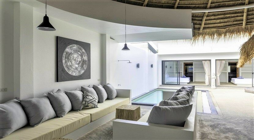 Villas modernes à Bophut Koh Samui 016