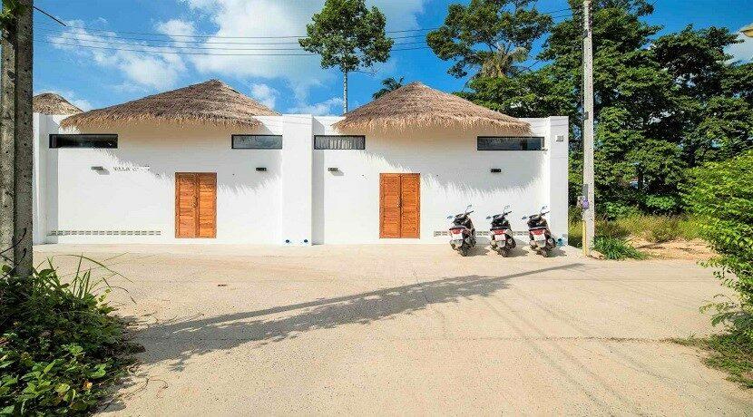 Villas modernes à Bophut Koh Samui 017