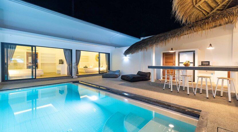 Villas modernes à Bophut Koh Samui 03