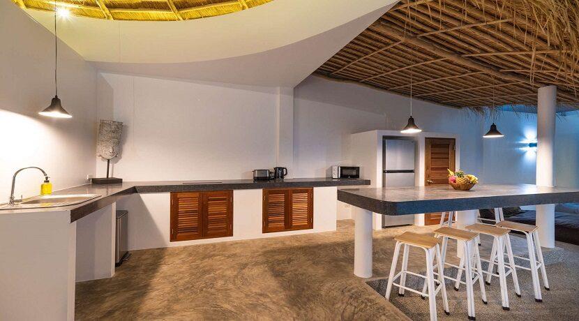 Villas modernes à Bophut Koh Samui 04
