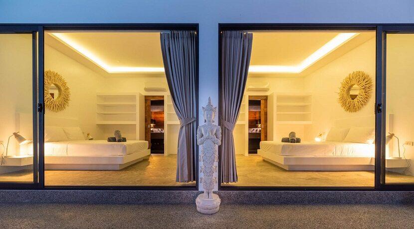 Villas modernes à Bophut Koh Samui 05