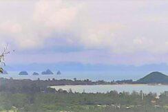 A vendre terrain vue mer Nathon à Koh Samui 03