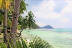 Terrain bord de mer Taling Ngam Koh Samui à vendre