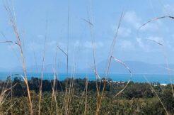 Terrain vue mer à Maenam Koh Samui à vendre