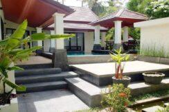 A vendre villa 2 chambres à Mae Nam Koh Samui