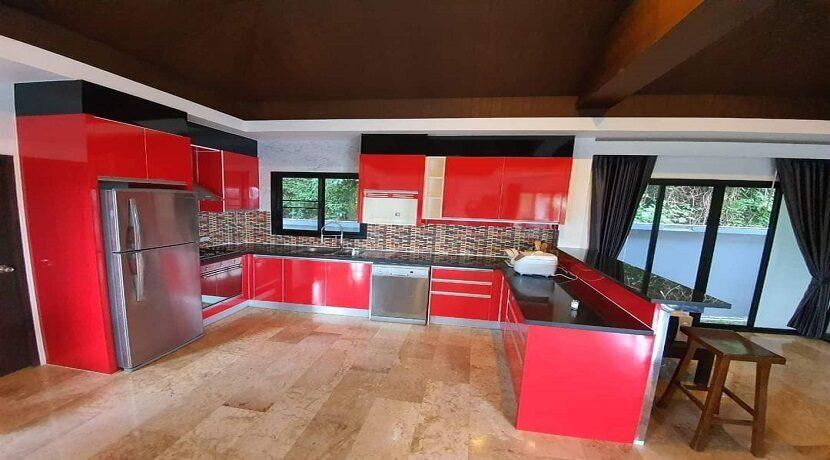 A vendre villa 2 chambres à Maenam Koh Samui 03
