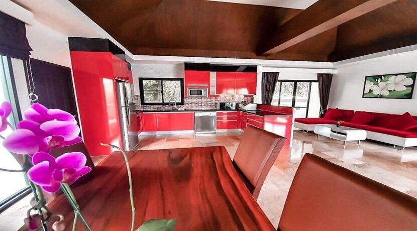 A vendre villa 2 chambres à Maenam Koh Samui 04