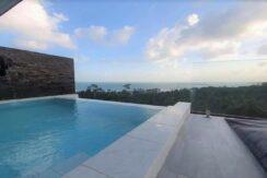 A vendre villa moderne vue mer à Lamai Koh Samui
