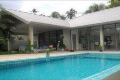Villa meublée Bophut à Koh Samui à vendre