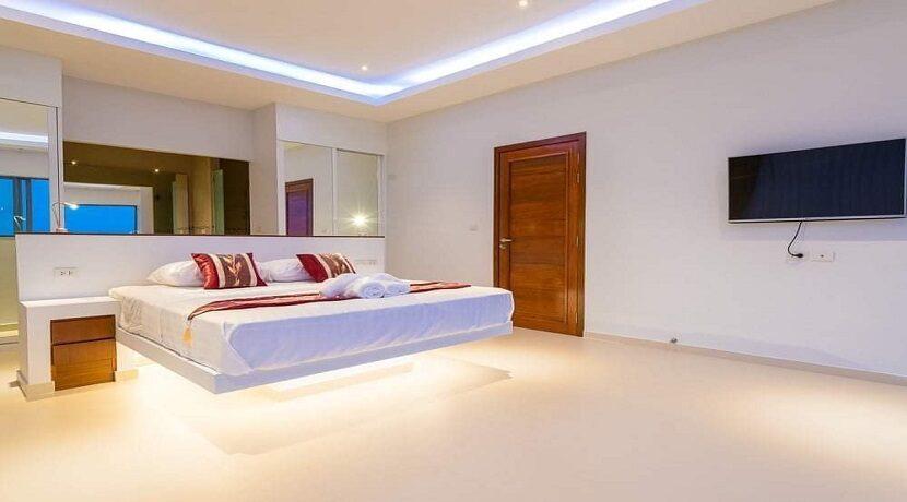 Villa vue mer Chaweng à Koh Samui à vendre 017