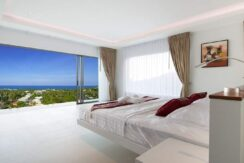 Villa vue mer Chaweng à Koh Samui à vendre 018