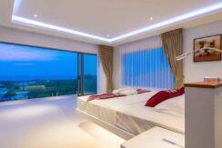 Villa vue mer Chaweng à Koh Samui à vendre 019