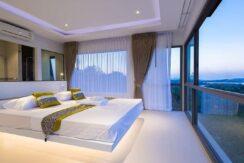 Villa vue mer Chaweng à Koh Samui à vendre 022