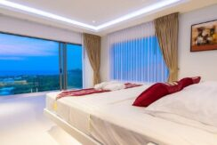 Villa vue mer Chaweng à Koh Samui à vendre 023