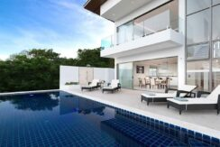 Villa vue mer Chaweng à Koh Samui à vendre 027B
