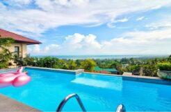 Villa vue mer à Lamai Koh Samui à vendre