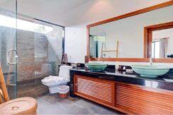Villa vue mer à Lamai Koh Samui à vendre 013