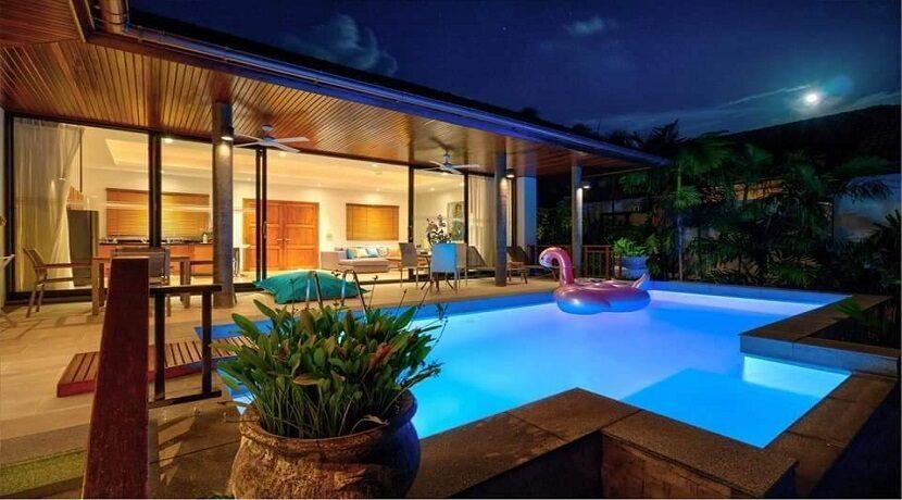 Villa vue mer à Lamai Koh Samui à vendre 02