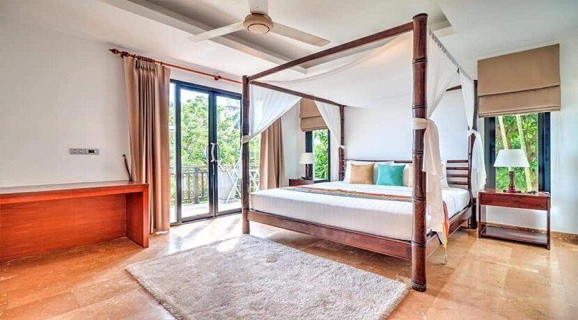 Villa vue mer à Lamai Koh Samui à vendre 07