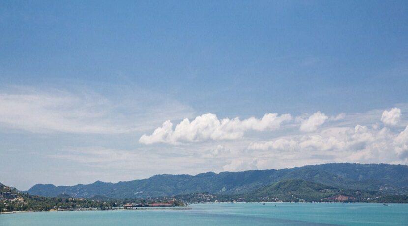 A vendre villa à Plai Laem Koh Samui vue mer 026